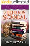 A Literary Scandal (Locust Point Mystery Book 5)