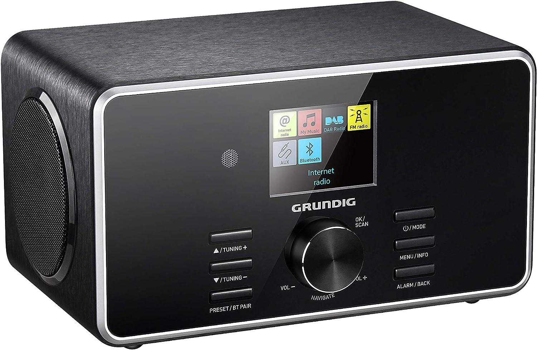 Grundig DTR 5000 2.0 DAB+ WEB Internetradio