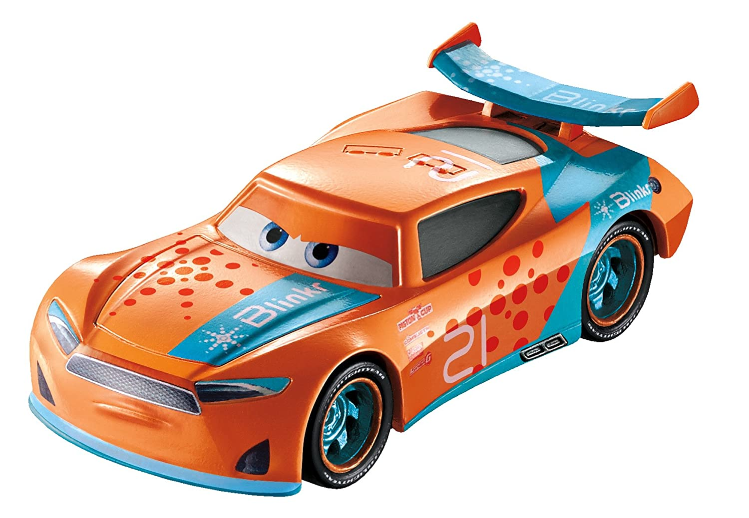 Coloriage cars 3 miss fritter - Coloriage cars ...
