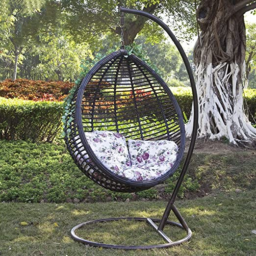 Silla Colgante, Imitación Interior Rough Vine Ball Nest Swing ...