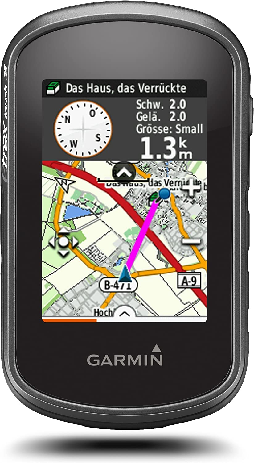 Garmin - eTrex Touch 35 - Test & Avis face avant