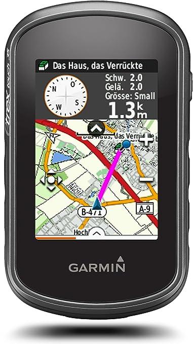"54 opinioni per Garmin eTrex Touch 35 GPS Portatile, Schermo 2.6"", Altimetro Barometrico e"