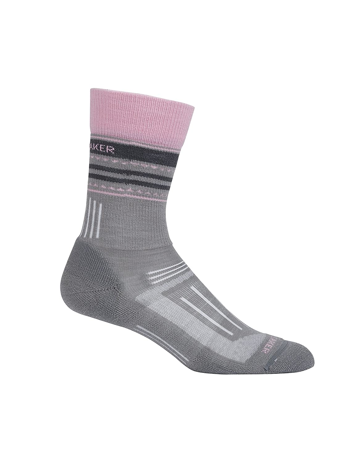 Icebreaker Merino Women's Hike Light Cushion Crew Socks Icebreaker USA