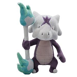 Pokemon Center Original Plush Doll Arora Marowak / Soft Toy 8.8inch