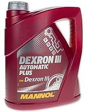 MANNOL Dexron III Automatic Plus, 4 Litro