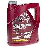 Mannol Dexron III Automatic Plus, 4Litro)