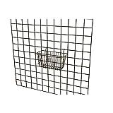 Econoco - Black Multi-Fit Narrow Wire Basket for