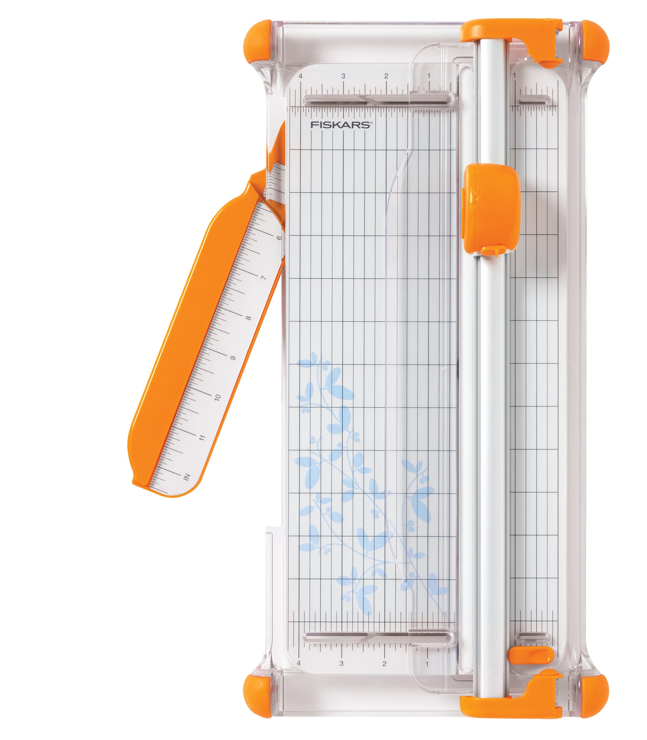 Fiskars 12 Inch Portable Rotary Paper Trimmer (199080)