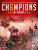 LIVERPOOL FC: CH6MPIONS OF EUROPE: Official Winners Book