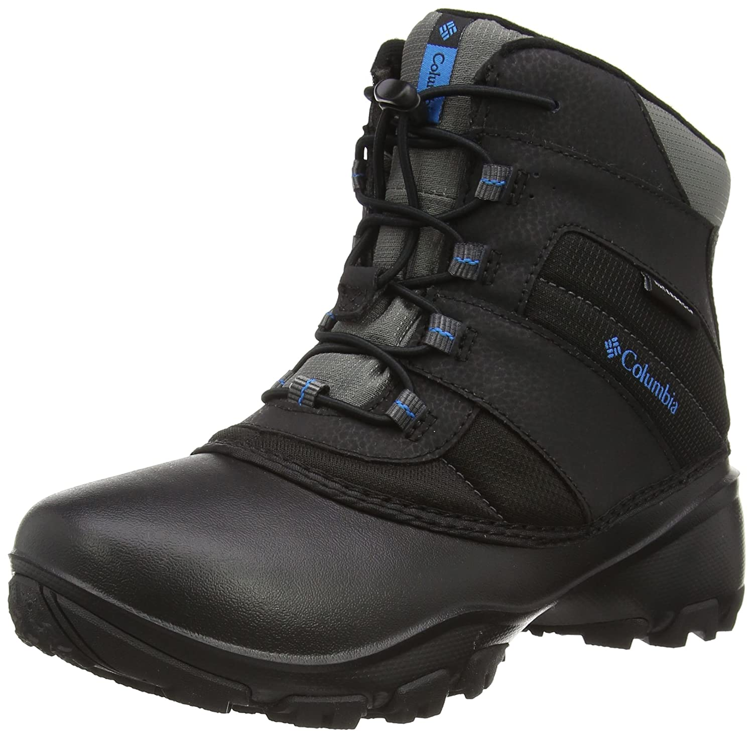 Columbia Unisex-Kinder Youth Rope Tow Iii Waterproof Trekking-& Wanderstiefel