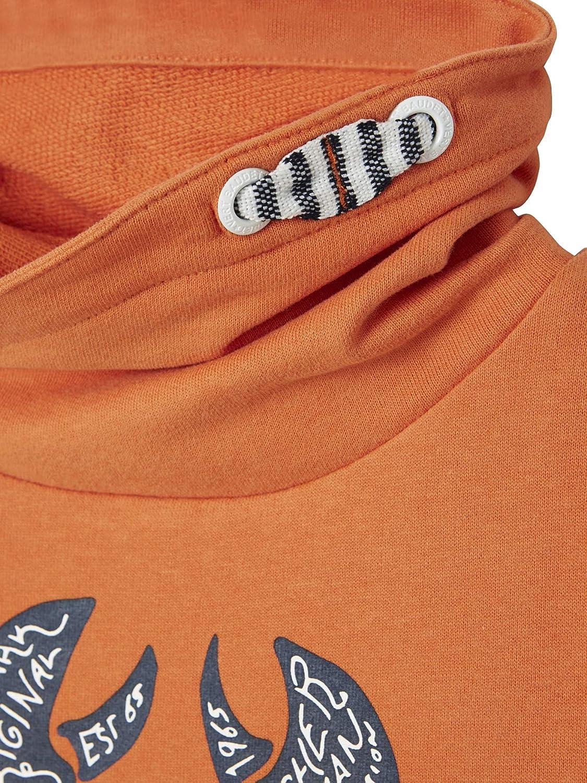 /überkreuzter Ausschnitt Vertbaudet Jungen-Sweatshirt