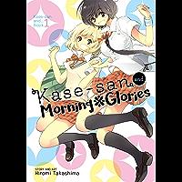 Kase-san and Morning Glories Vol. 1 (Kase-san and...) book cover