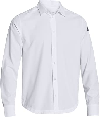 Under Armour Men's Ultimate Button Down Longsleeve Shirt at Amazon ...