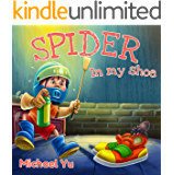 There's a Spider in my Shoes: Picture Book for Children