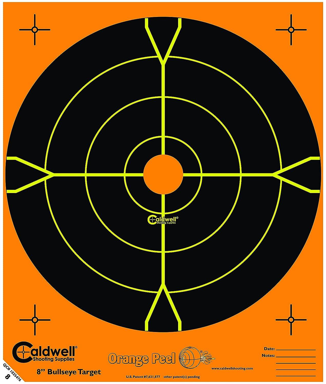 Caldwell 805-645 Diana Fosforescente 8 DE Caza, Negro, Talla Única Battenfeld Technologies 805645