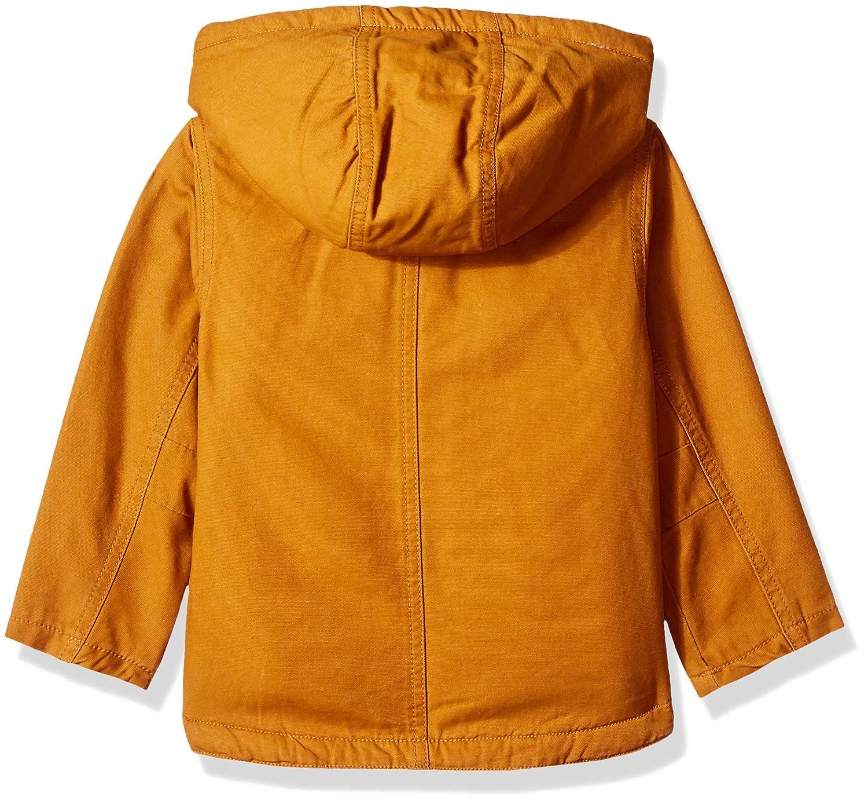 Crazy 8 Boys Twill Sherpa Lined Jacket