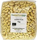 Organic Cashew Nuts 1 Kg