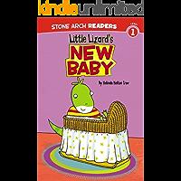 Little Lizard's New Baby (Little Lizards)