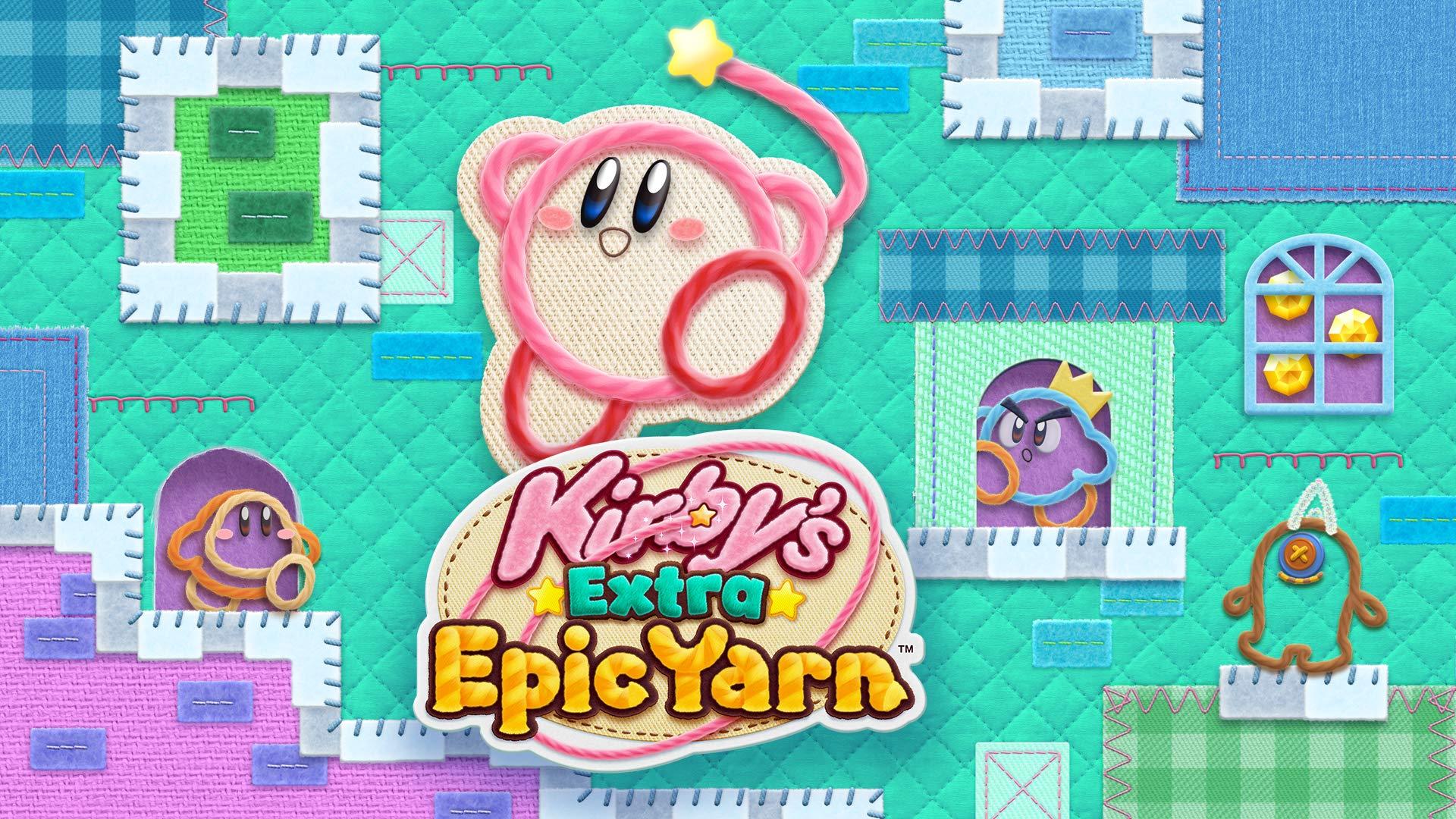 Kirby's Extra Epic Yarn - 3DS [Digital Code]
