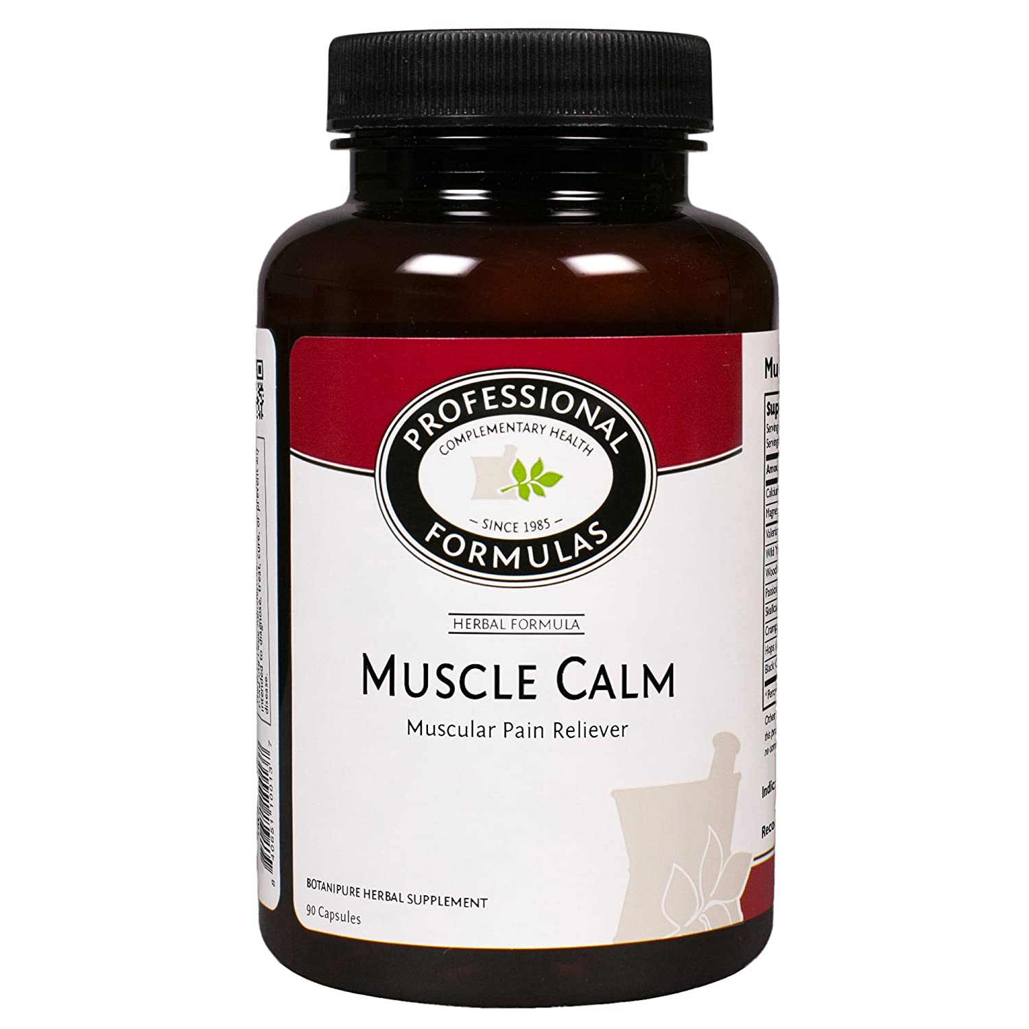 Muscle Calm 90ct Caps BP by Professional Formulas