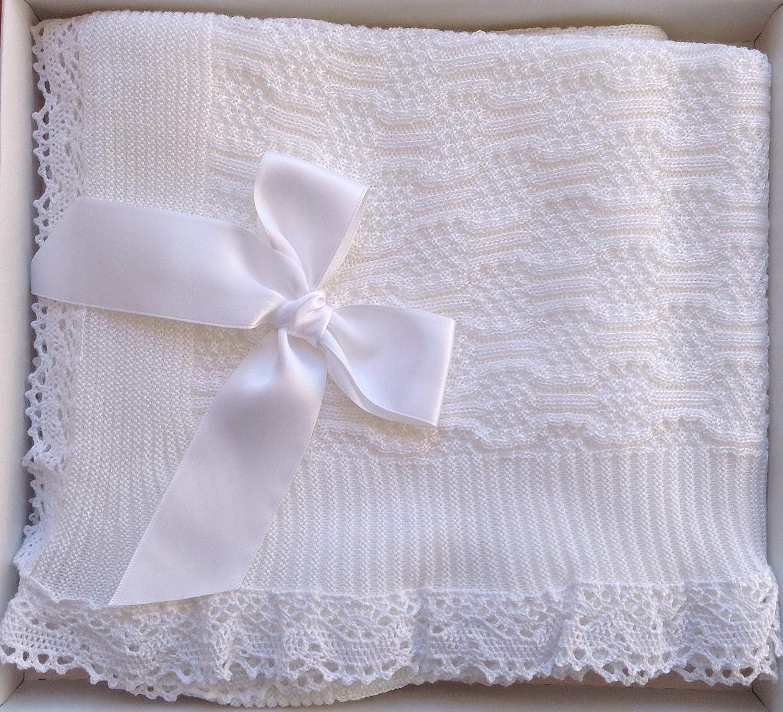 Toquilla bebé verano,color blanco,(HC Enterprise-B): Amazon.es: Bebé