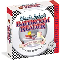 Uncle John's Bathroom Reader Page-A-Day Calendar 2022: A year of facts, history, and humor to ponder while you're on the…