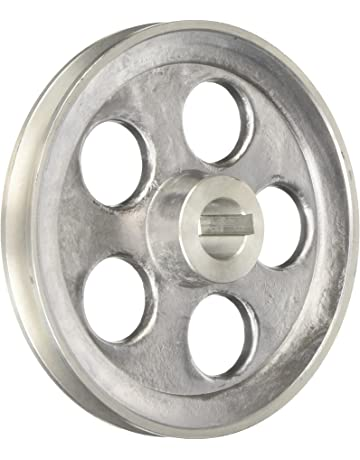 Ribitech 266 - Polea de aluminio ø 160 mm