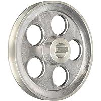 Ribitech 266 - Polea de aluminio ø 160