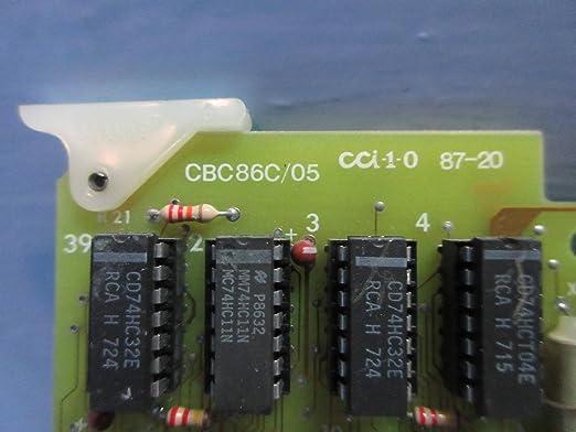 Diversified Technology CBC 86C//05 TCL Rv D.1 195-2014E PLC Intel Impact Systems