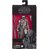 "Star Wars - Black Series - The Mandalorian 6"" Collectible Action Figure - 94 - Kids Toys & Collectible Figures - Ages 4+"