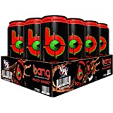 VPX Vital Pharmaceuticals Vpx (Vital Pharmaceuticals) Bang Peach Mango Energy Drink - 12 Drinks