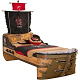 little tikes pirate ship bed instructions