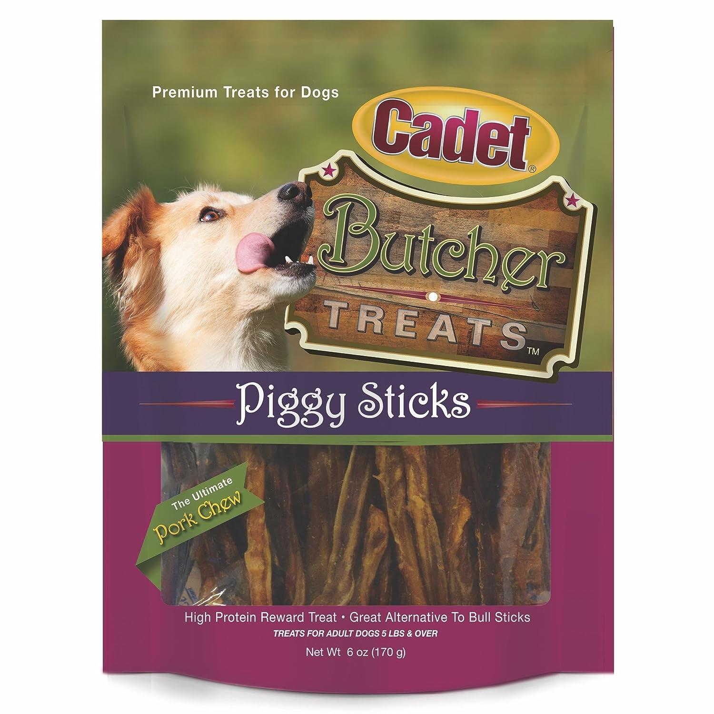Cadet Piggy Sticks Natural Dog Chews