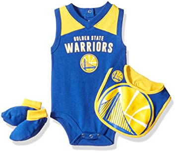 new products f1b43 0f67e NBA by Outerstuff NBA Newborn & Infant Golden State Warriors ...