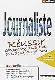 Journaliste : Concours d'entrée en école de journalisme