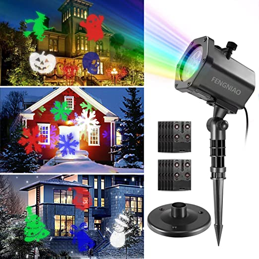 Christmas projector lights fengniao outdoor led xmas lights moving christmas projector lights fengniao outdoor led xmas lights moving snowflakebutterflystar lanscape mozeypictures Gallery