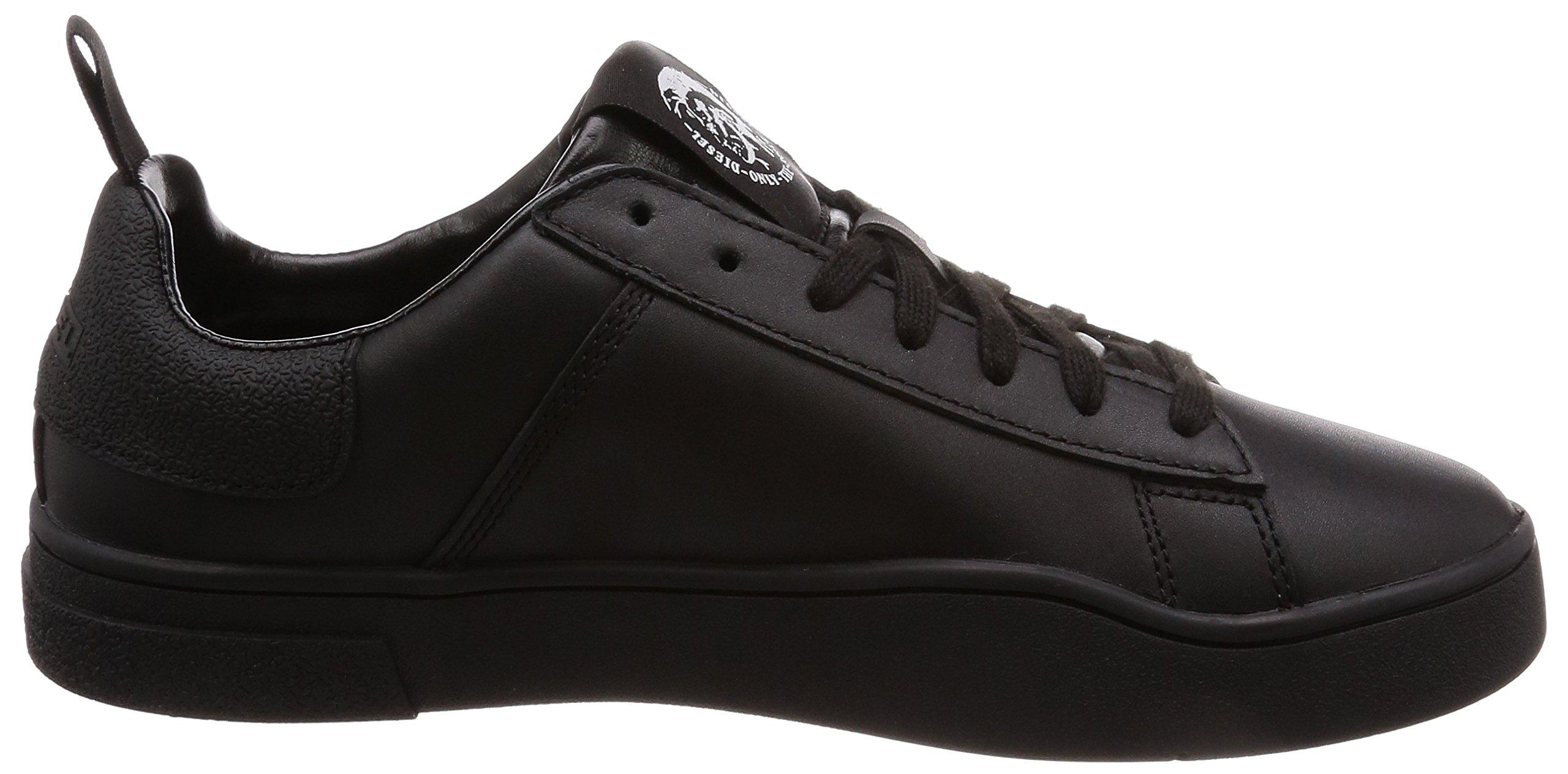Diesel Men's S-Clever Low-Sneakers Black, 8 M US by Diesel (Image #6)