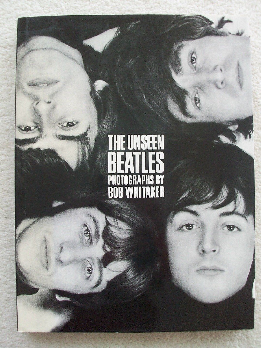 'the Unseen ''beatles''': Bob Harrison Martin (text); Photographs By  Whitaker: 9781850293354: Amazon: Books