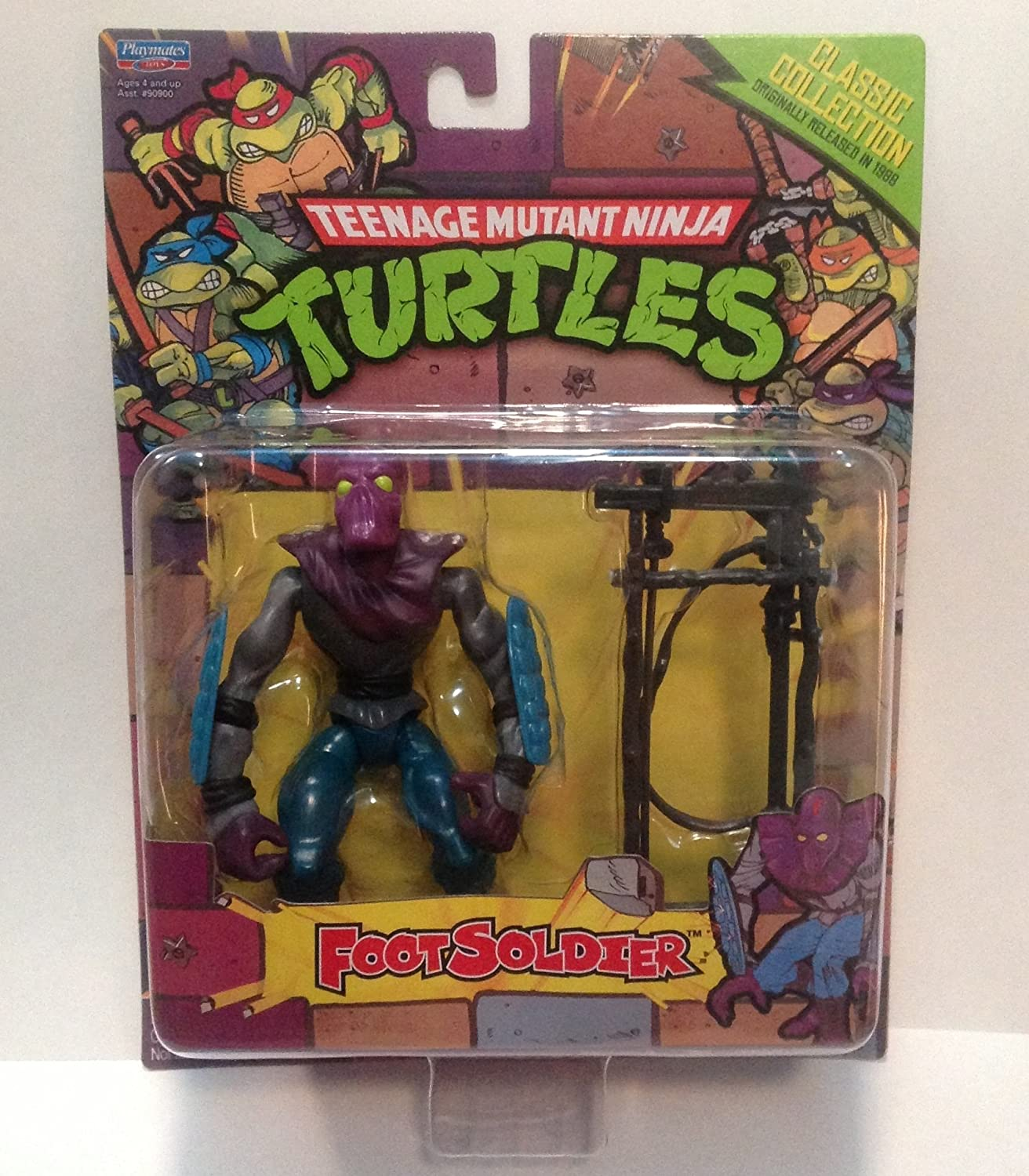 Teenage Mutant Ninja Turtles Classic Collection Action ...