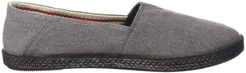 8859d6f56019e6 Tommy Jeans Women s Flexible Casual Slip on Espadrilles  Amazon.co.uk  Shoes    Bags