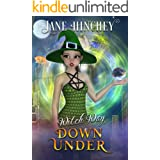 Witch Way Down Under: A Witch Way Paranormal Cozy Mystery