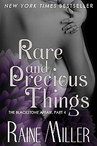 Rare and Precious Things: The Blackstone Affair, Part 4