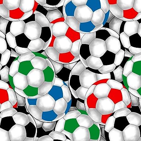 Fútbol Tela – 0,5 Metre – DT22 – balones de fútbol, multicolor ...