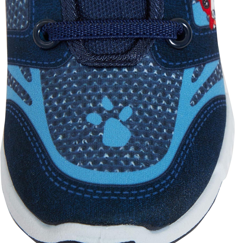 Zapatillas Deportivas Con Luz Paw Patrol Para Niños Chase Marshall Fácil De Sujetar Con Luces Intermitentes Zapatillas Casual Zapatos Y Complementos