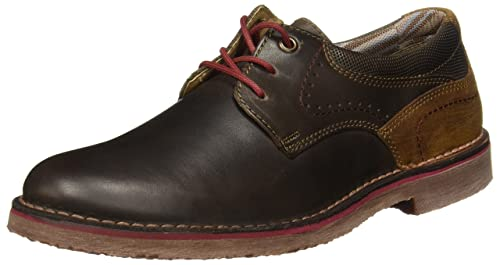 edeed16579 Flexi Mexicali 98301 Zapatos de Cordones Brogue para Hombre
