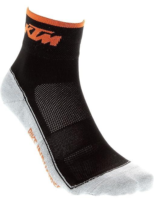 KTM Factory Team calcetín – Grande – Tamaño 44 – 47