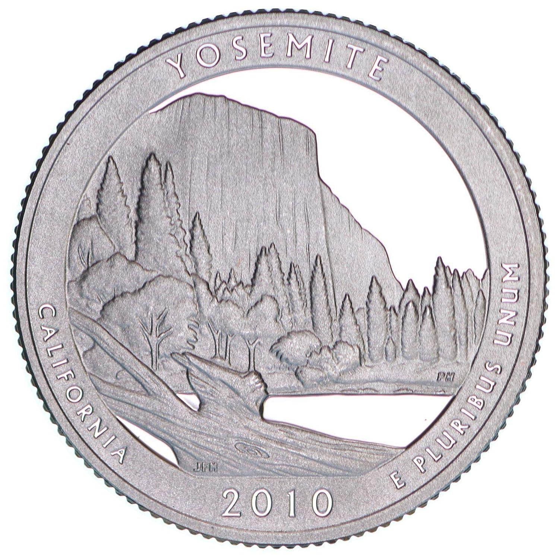 2011 S Washington Quarter ATB Olympic Gem PROOF Deep Cameo Clad US Mint