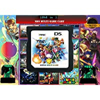 [Ultra]1063 in 1 DS Game Cartridge, Ultimate Game Combo Multicart for DS/DSI/DSL/2DS/3DS(Include XL/LL Models)