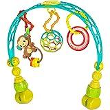 Bright Starts/Kids II 81536 Arco Gioco da Passeggino Flex 'N Go Activity Arch, Multicolore