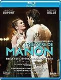 Massenet / l'Histoire de Manon [Blu-ray]